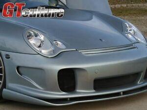 Fit For Porsche 996 911 Carrera  Eyelids Headlights Covers Trims 1 Pair
