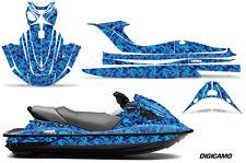 Jet Ski Gráficos Kit Pwc Pegatina Wrap For Kawasaki Stx15f 2003-2018 Chest Blue