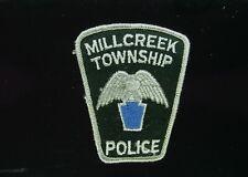 Millcreek Township Police Patch Pennsylvania NOS