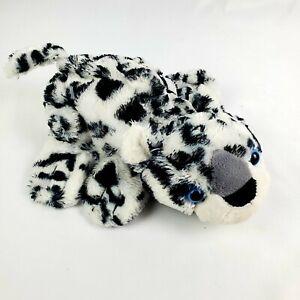 "Caltoy Snow Leapard Plush Hand Puppet Glove 10"" Stuffed Animal Pretend Play"