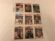 OPC 1988-89 COMPLETE SET HULL RC SHANAHAN RC EX/NM++  1-264 CARDS