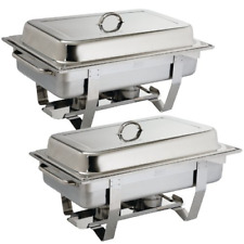 Olympia S300 Milan Chafing Dish, 9L