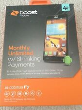 Boost LG Optimus F7  4G LTE BRAND NEW