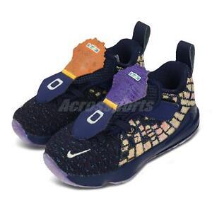 Nike LeBron XVII AS TD 17 James Monstars ASG Space Jam 2 Toddler Baby CW1039-400