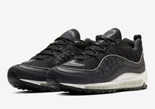 NIKE MENS AIR MAX 98 - UK 7/US 8/EUR 41 - BLACK/WHITE (640744-009)