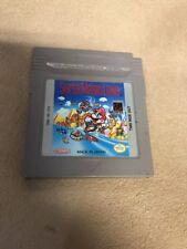 Super Mario Land - Gameboy - Used BONUS:Cheat Codes!