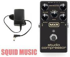 MXR Dunlop Studio Compressor M-76 Guitar Effect M76 True Bypass (POWER SUPPLY)