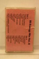Hi Energy -  Mix Vol 2 - Audio Cassette
