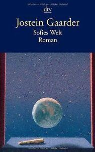 Sofies Welt von Gaarder, Jostein | Buch | Zustand gut