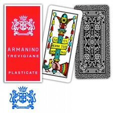 NEW Scopa Italian Playing Cards Fratelli Armanino - TREVIGIANE