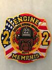 Tennessee - Memphis Engine 22 Company Patch (Fire Emblem)