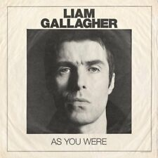 Liam Gallagher - As You Were (NEW CD ALBUM)