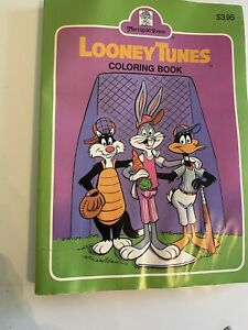 Vintage Looney Tunes Coloring Activity Book 1980s Merrigold Press UNUSED