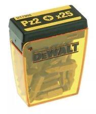 Deealt DT7908-QZ Tic Tac Box Of 25 X Pz2 Screwdriver Bits.