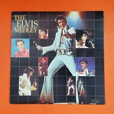 ELVIS PRESLEY Elvis Medley AHL14530 LP Vinyl VG++ Cover VG++