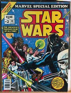 Vintage, Rare MARVEL SPECIAL EDITION, STAR WARS, STAR WARS COLLECTORS EDITION #1