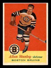 ALLAN STANLEY 57-58 TOPPS 1957-58 NO 15 EV+ 15521
