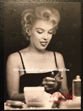 Shaw Family Archive Trading Card 2007- Marilyn Monroe - No 56 make up