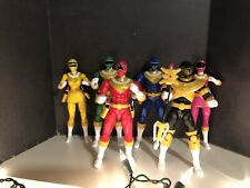 Power Rangers Zeo Legacy Lot