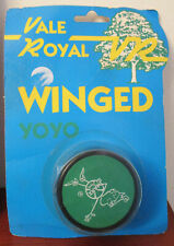 Vale Royal WINGED YOYO - Advertising YOYO for MARX TOYS