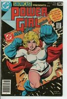 DC Comics Showcase Presents...#97 Starring Power Girl 1st Solo appearance FN+