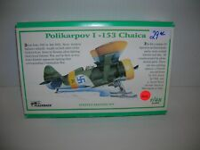 "FLASHBACK #KLH 89-15 POLIKARPOV I-153 CHAICA "" 1/48 , LOT # 6019"