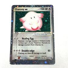 Pokemon Card  CHANCEY  HOLO RARE  EVOLUTIONS  70//108 ***MINT***
