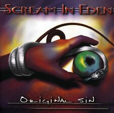 Scream in Eden ~ Original Sin BRAND NEW SEALED CD