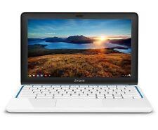 "HP Chromebook 11.6"" Dual-Core 2GB RAM 16GB SSD WiFi Bluetooth HDMI Chrome OS"