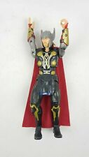 """HASBRO THE AVENGERS THOR 10"""" ACTION FIGURE WITH SOUNDS EFFECTS 2012 MARVEL"""