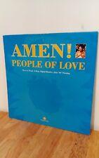 Amen People Of Love 12 inch vinyl Dance Record