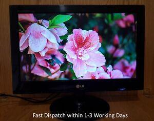 "LG 18.5"" inch Widescreen VGA Monitor. LG E1940S-PN LED monitor 18.5"" inch"