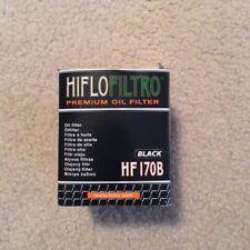 HifloFiltro Oil Filter Black HF170B