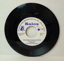 The Door is Always Open Kalox Records Harper Smith Caller Square Dance Calls 45