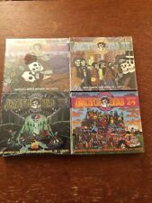 2017 Grateful Dead-Dave's Picks Volumes 21 22 23 24 3CD /16500 + Bonus