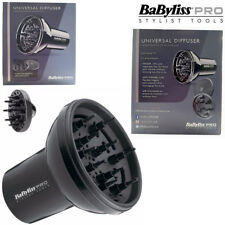 BaByliss PRO 3 in 1 Universal Fit Diffuser Salon Professional For Hair Dryer