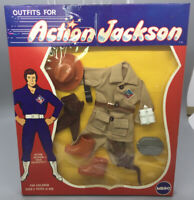 Action Jackson Outfit - 1110 Jungle Safari - New In Package
