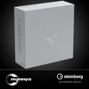 Steinberg Cubase Elements 11 Digital Audio Workstation