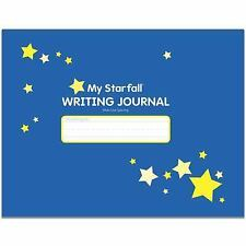 My Starfall Writing Journal (Wide Line Spacing)