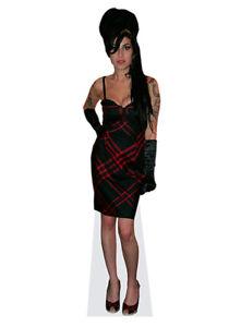 Amy Winehouse Life Size Celebrity Cardboard Cutout Standee