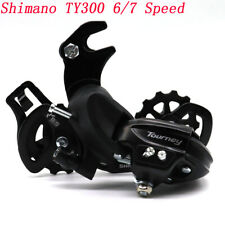Shimano Toureny RD-TY300 6/7 Speed 18/21 Speed MTB Rear Derailleur TX35 Model