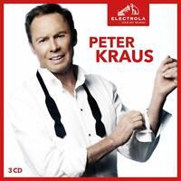 PETER KRAUS - ELECTROLA...DAS IST MUSIK!  3 CD NEW