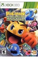 PAC-MAN and the Ghostly Adventures 2 Xbox 360 Kids Game Rare PACman Collectible