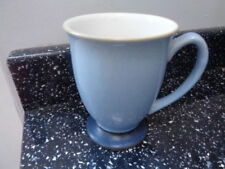 Blue Pottery Stoneware Mugs