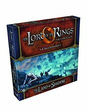 Les Terres de Shadow Saga Expansion - Lord Of The Rings LCG Jeu *Neuf*