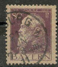 BAYERN MiNr 85 I o