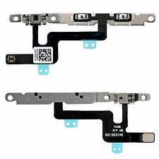 Replacement Volume Buttons Flex Cable & Mute Switch With Brackets For iPhone 6
