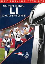 NFL - Super Bowl LI Champions - New England Pa new DVD