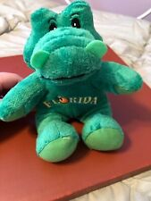 Florida Alligator Stuffed Animal Souvies Brand