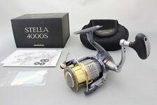 Shimano 10 STELLA 4000-S Spinning Reel